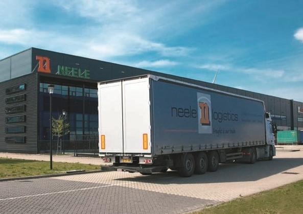 Neele Logistics gaat samenwerken met logistiek partner Van Houtum