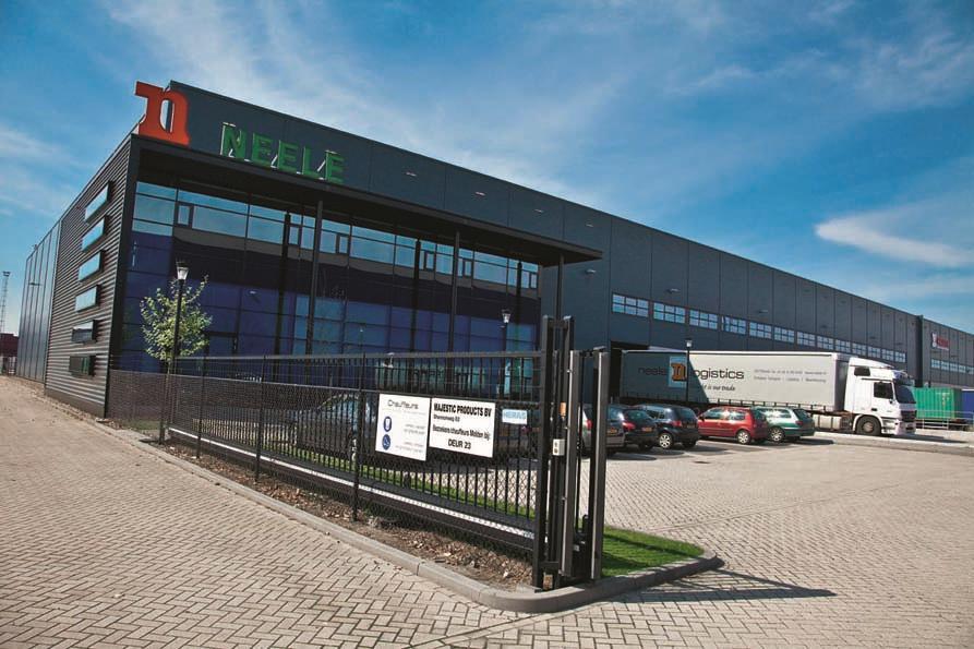 Neele nieuwe vestiging in Belgie